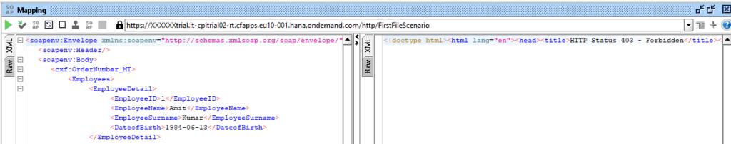 SOAP UI - SAP CPI error -http status 403 – forbidden